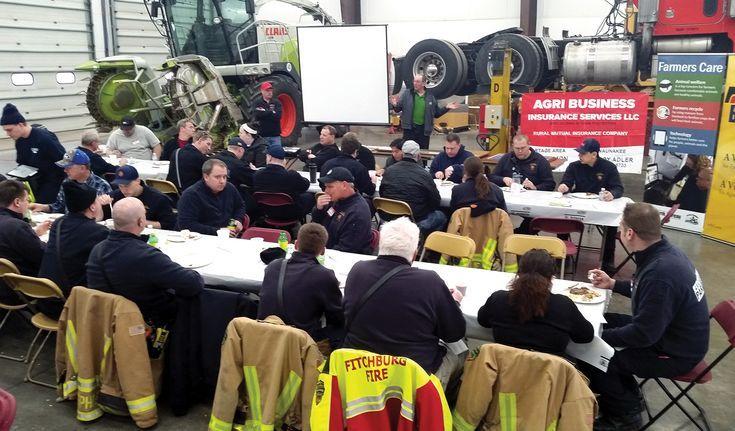 Farm safety day the dane county farm bureau safety
