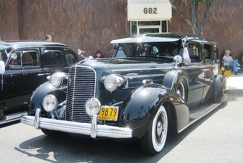1936 Cadillac Limousine Classic Cars 1930 1939 Rhpinterest: 1936 Cadillac Vin Location At Gmaili.net