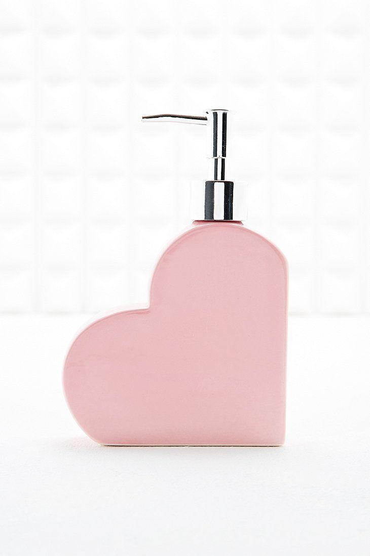 Heart Soap Dispenser   holiday   Pinterest   Catalog and House