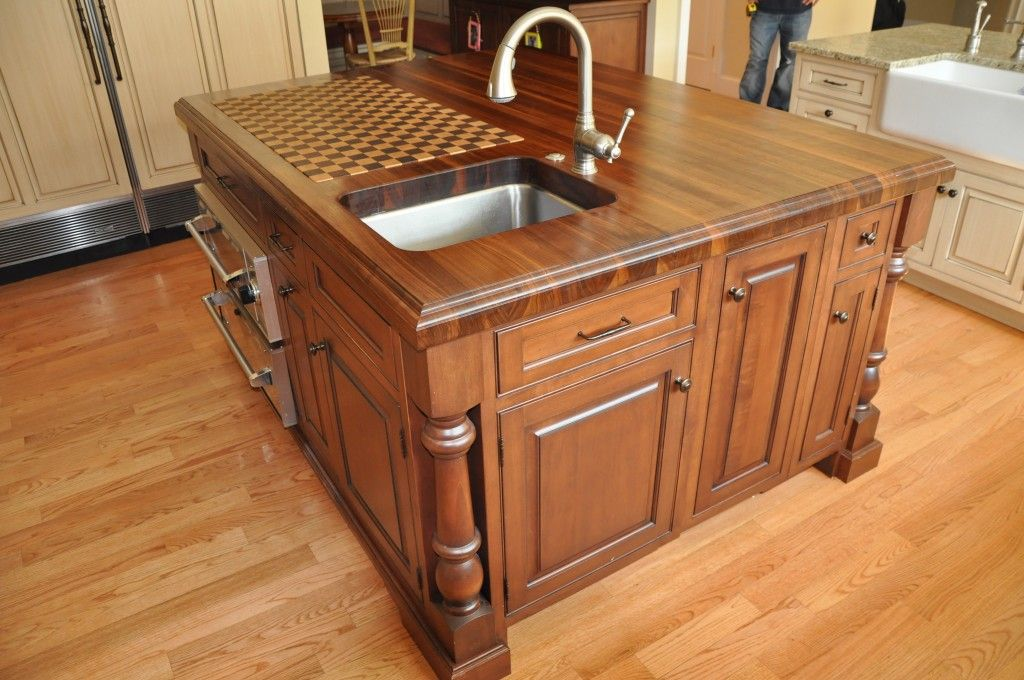 59+ Beautiful and Great Kitchen Island Ideas Kitchens Pinterest