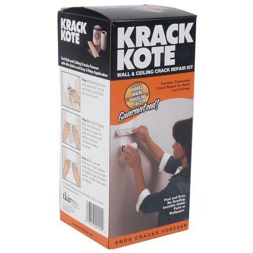 Tk Waterproof Coatings 9222 Krack Kote Wall Ceiling Decorating