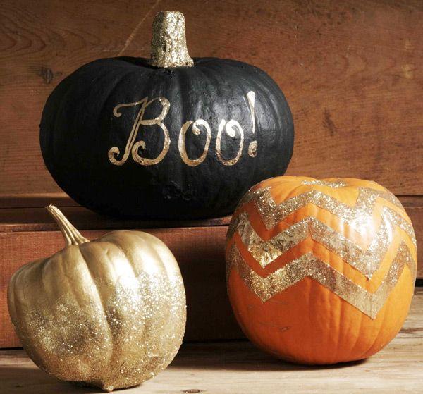 Tutorial Painted Pumpkins