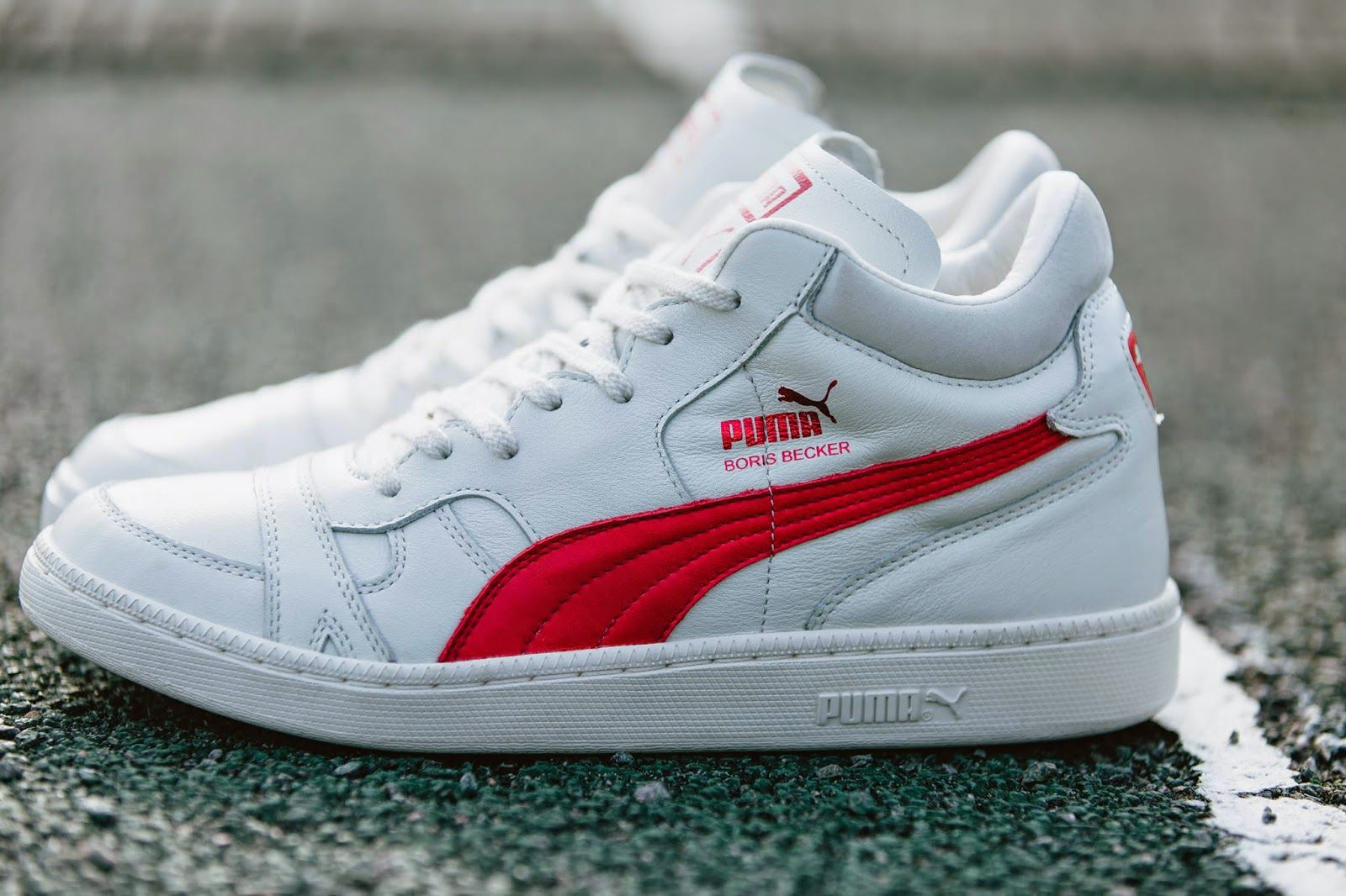 on sale online autumn shoes real quality Puma Boris Becker OG | Kicks shoes, Sneakers, Nike shoes for ...