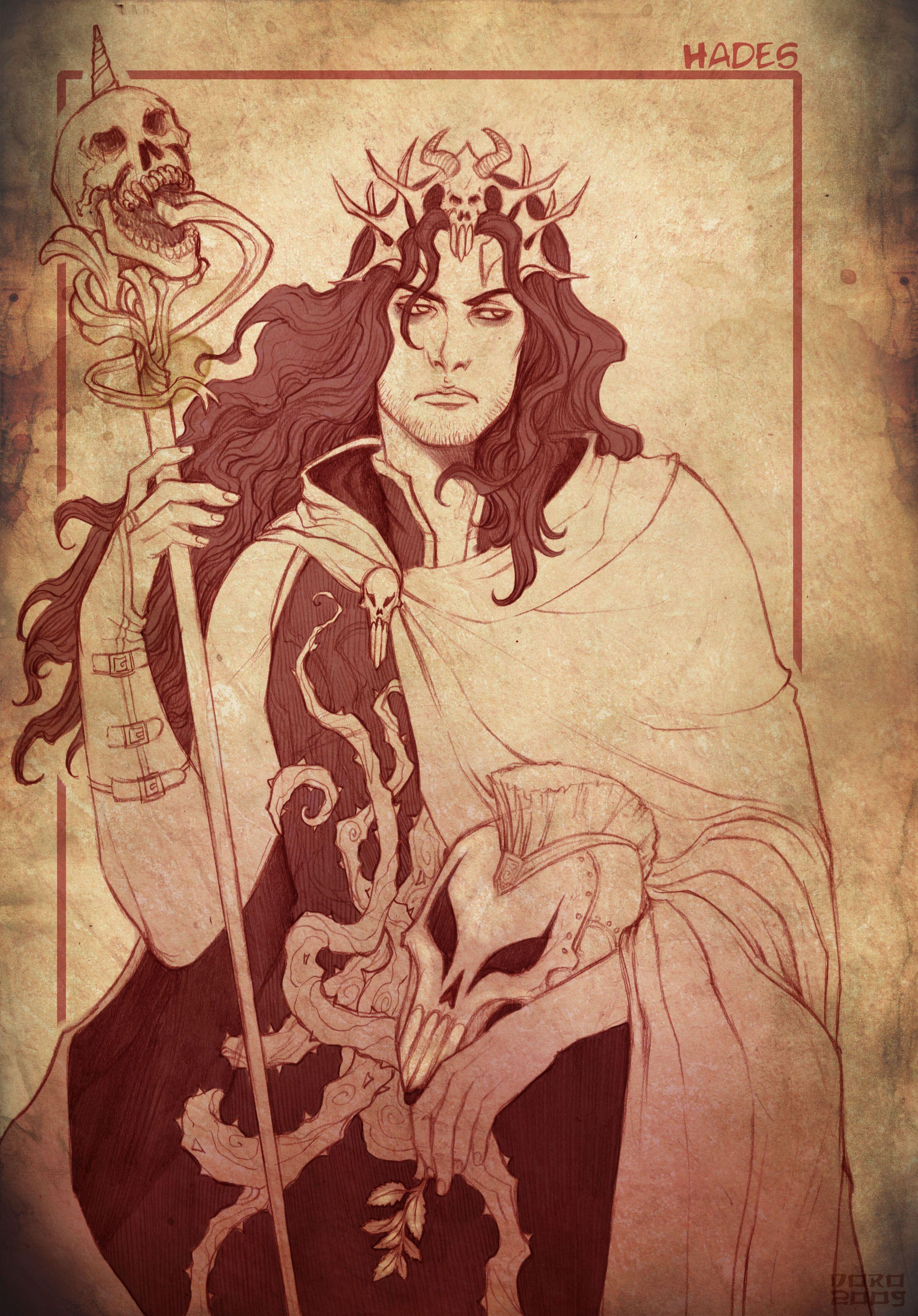 hades god of death u0026 underworld not an evil god mistaken to