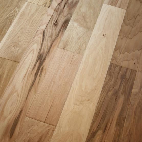 Hickory Natural 3 8 X 5 Hand Scraped Handscraped Engineered Hardwood Flooring Engineered Wood Floors Hickory Hardwood Floors Engineered Hardwood Flooring