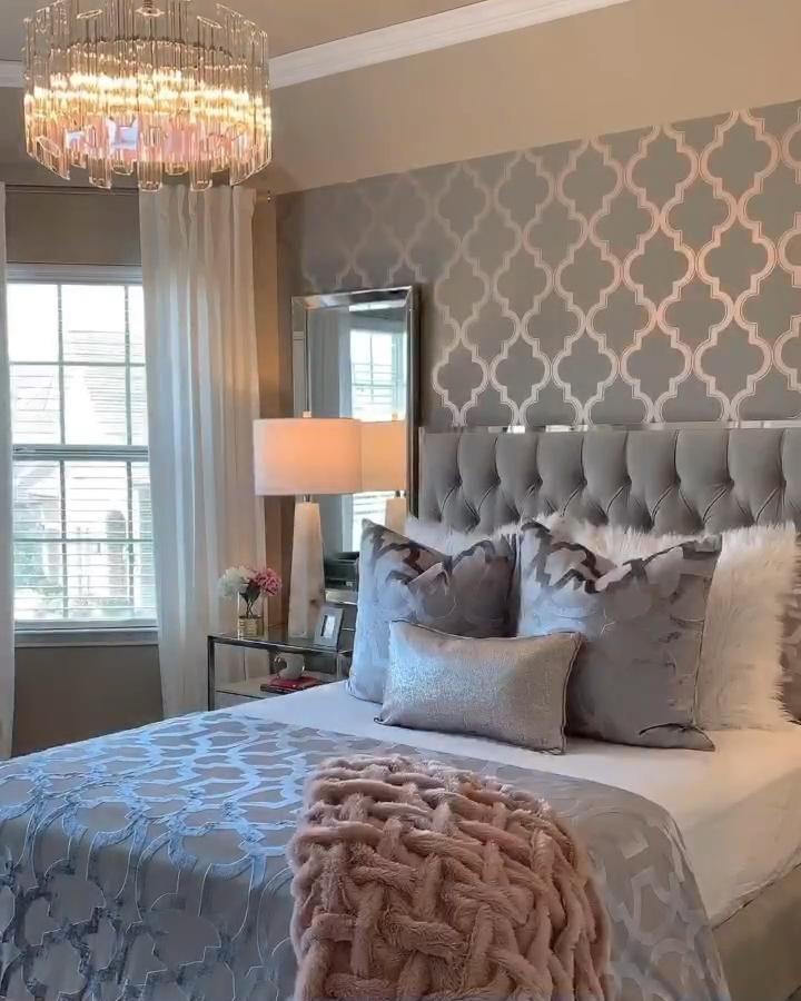 Guest bedroom design & decor