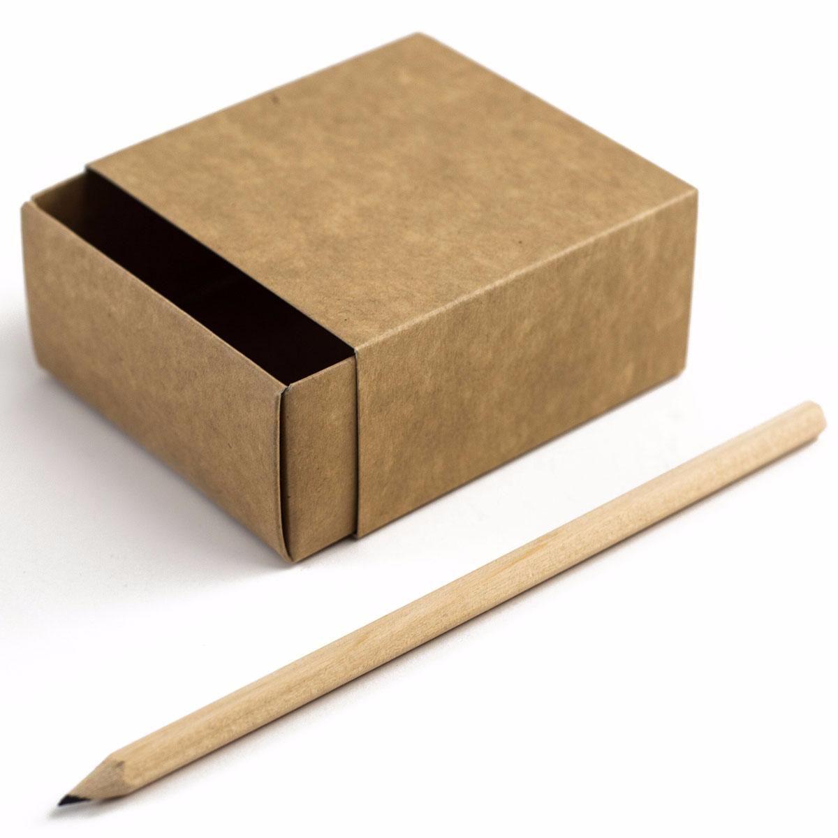 Caja De Cierre Deslizante En Kraft Cajas Disenos De Unas Caja De Cartón