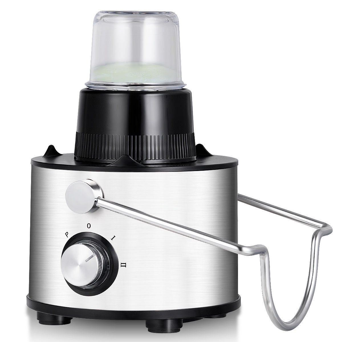 Costway 5in1 juice extractor wide mouth stainless steel