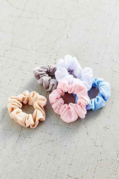 Days Of The Week Scrunchie Set in 2019 | Scrunchie ...