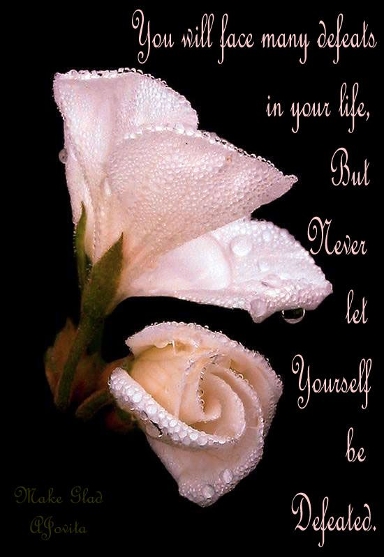 Believe in yourself ~ created by Jovita