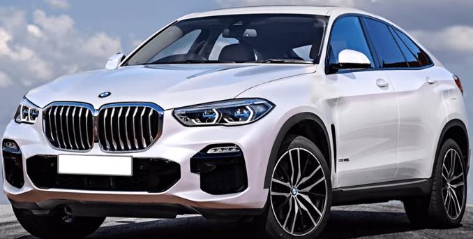 New 2020 Bmw X6 G06 Design Carros