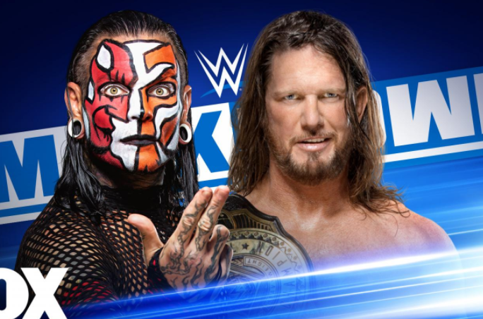 Watch Wwe Smackdown Live Watch Wrestling Wwe Jeff Hardy