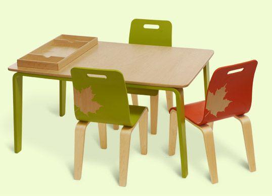 Craftwork Table Chair Iglooplay By Lisa Albin
