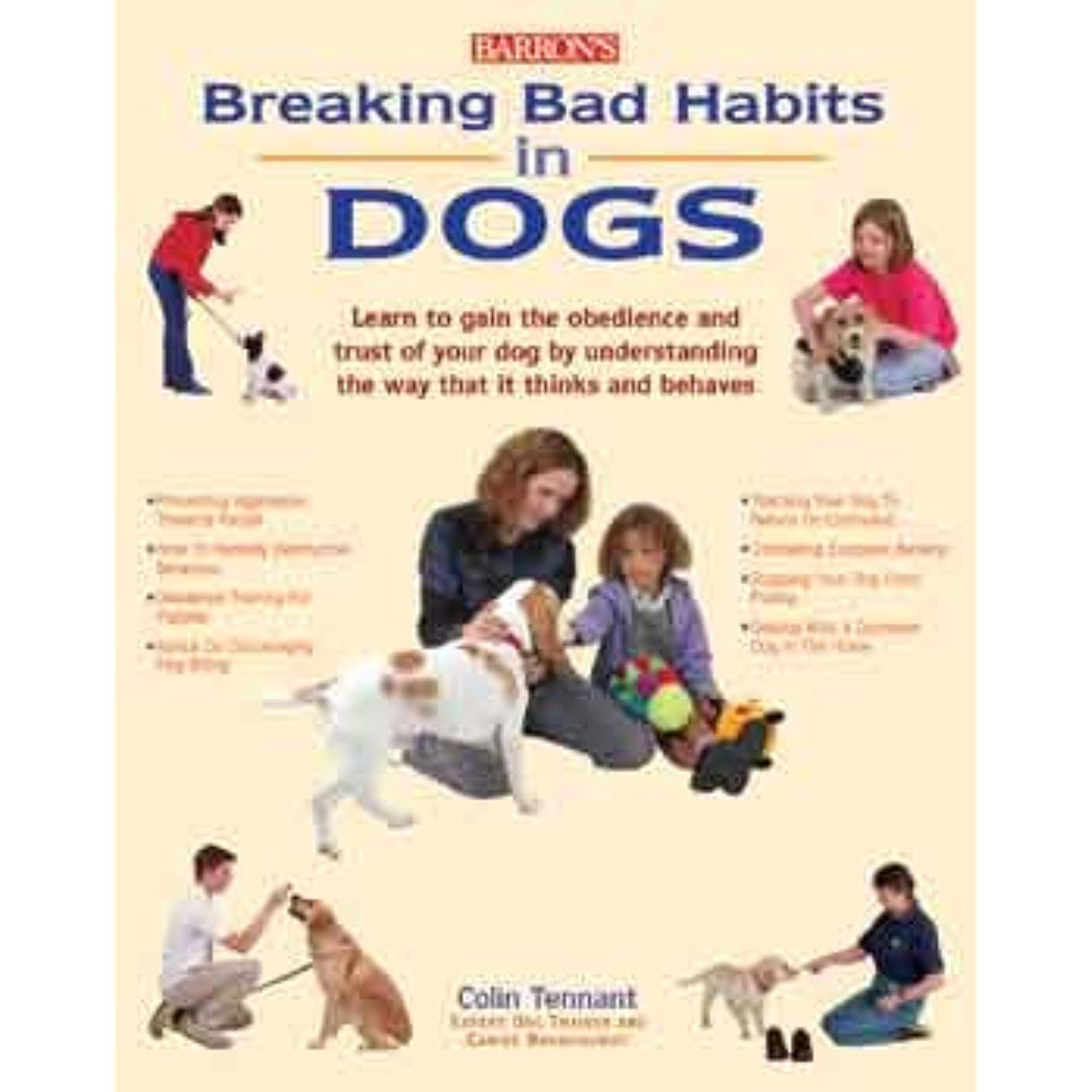 Barrons Books Breaking Bad Habits In Dogs The Details Can Be