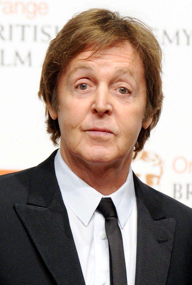 Resultado de imagen de paul mccartney 2011