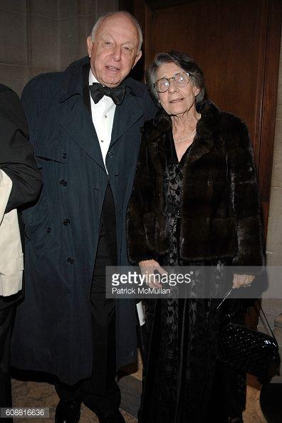 NEW YORK CITY, NY - OCTOBER 15: Henry Arnhold and Vira Eberstadt... #vira: NEW YORK CITY, NY - OCTOBER 15: Henry Arnhold and Vira… #vira