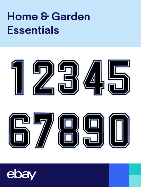 Iron On Heatpress Bold Font Number Football Baseball Jersey Sports Kids T Shirt Numbers Font Sports Fonts Bold Fonts