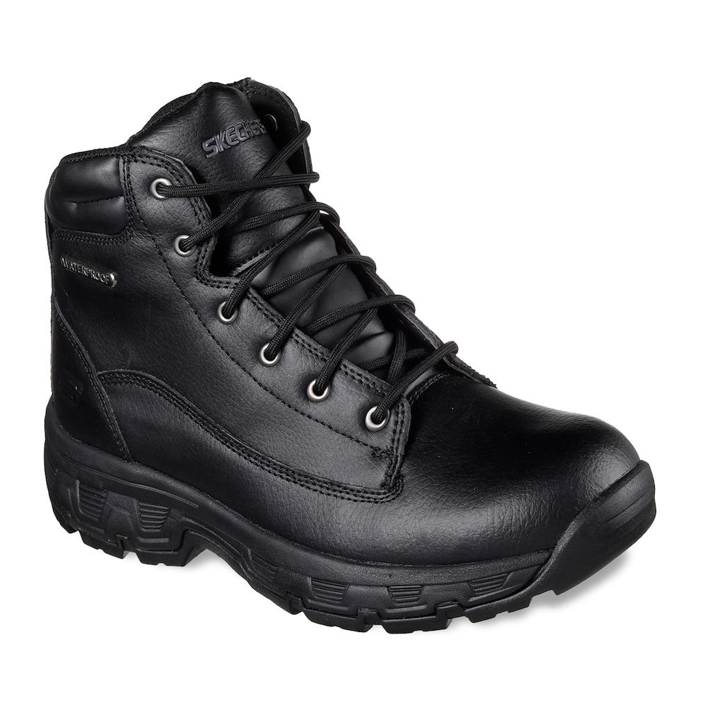 Skechers Mens Morson-Sinatro Hiking Boot
