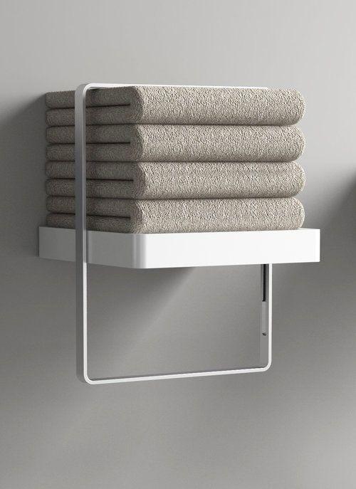 Slide Bathroom Towel Bar For Agape Designed By Cory Grosser
