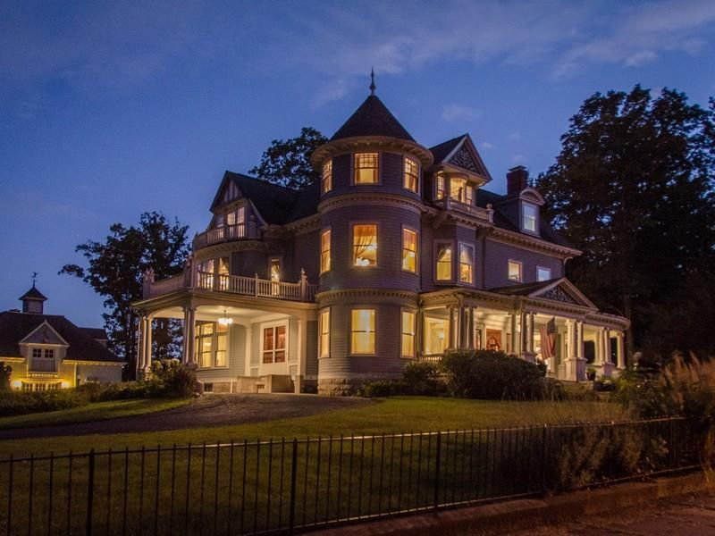 85 Adin Street Hopedale Massachusetts United States Can I Live Here Hopedale Victorian Homes Sale House