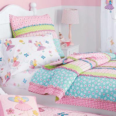 Best 9 Company Kids Sarah Stripe Quilt 10 Pretty Bedding 400 x 300