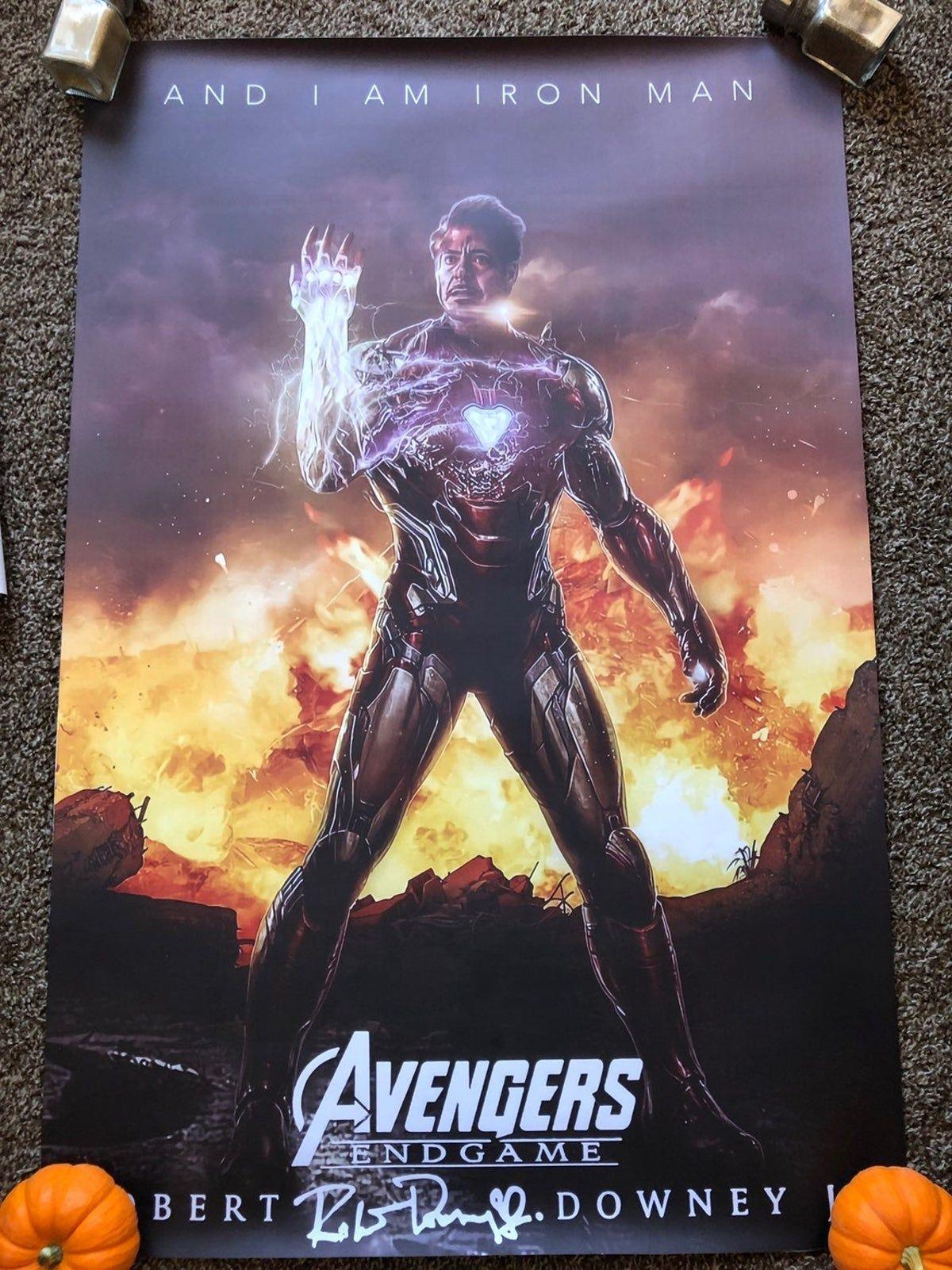 Marvel I Am Iron Man Poster Avengers End Iron Man Avengers Marvel Superheroes Marvel Iron Man