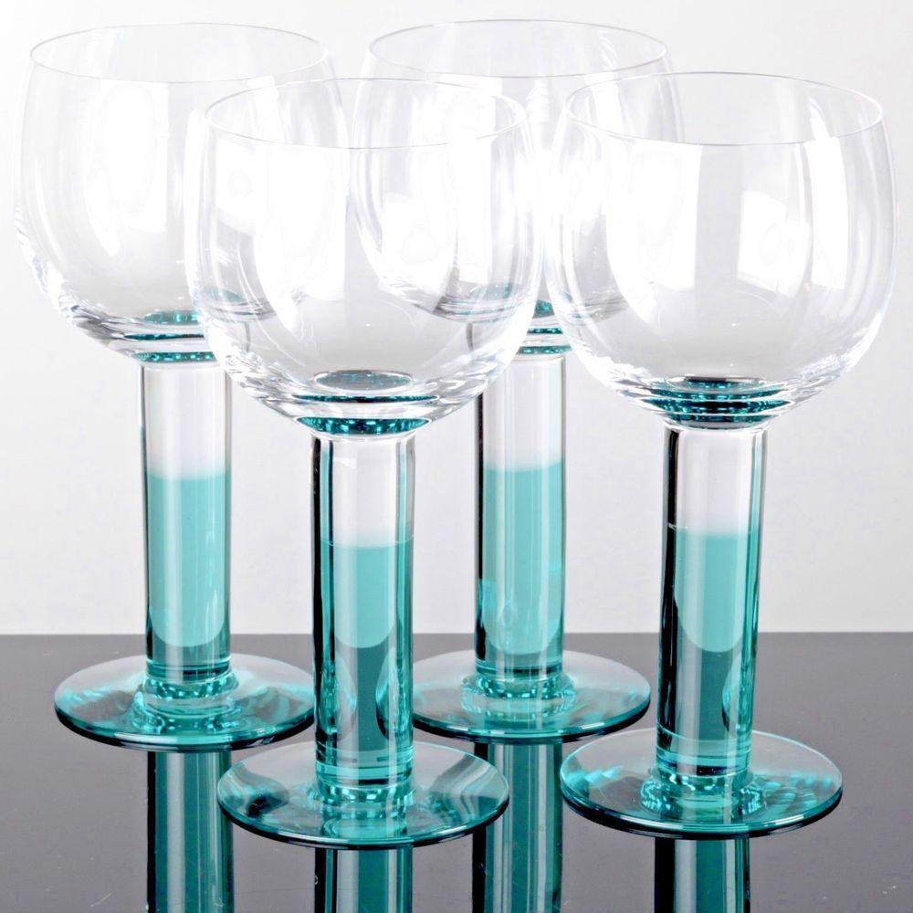 8 Peill Gläser Weingläser