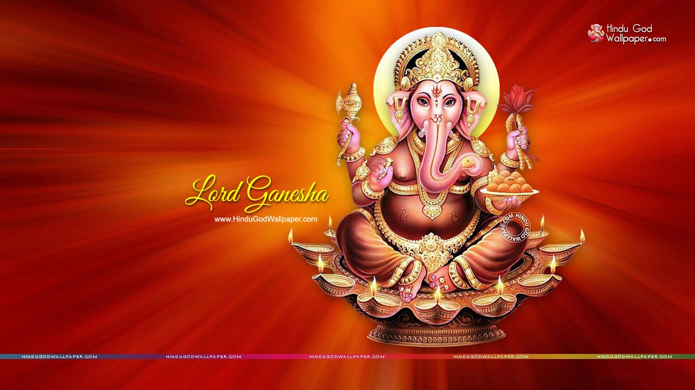 1366x768 Ganesha Hd Wallpaper Wide Hd Free Download Ganesha Wallpaper Ganesha Pictures