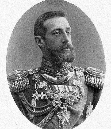 Grand Duke Konstantin Konstantinovich of Russia