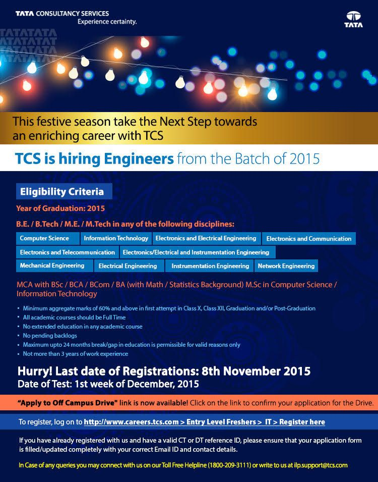 A Great Opportunity For Socetians Only 5 Days Left Register Here Https Nextstep Tcs Com Computer Science Information Technology Technology