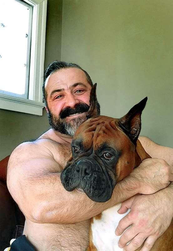 Women who love hairy men fetish share your