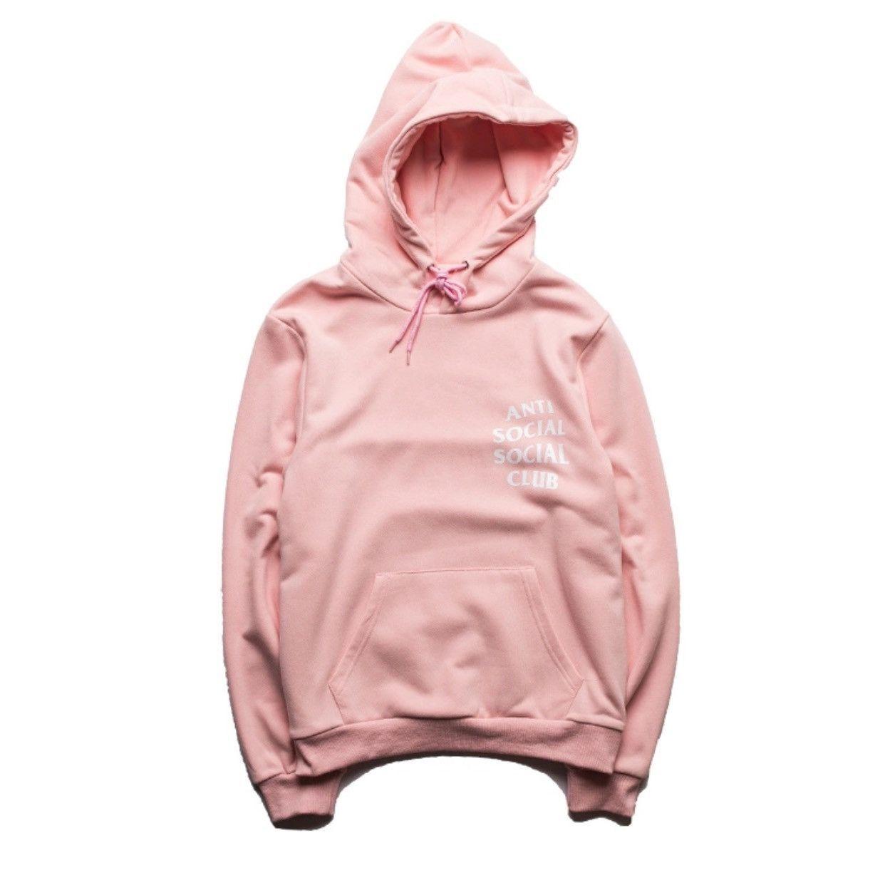 Anti social social club hoodie anti social social club