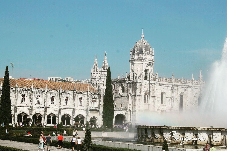 """Monasterio los Jerónimos"" Lisboa, Portugal.  BySangoma  #places #sangoma #sango_photo #bysangoma #photograpy #photographer #sangomatravel #toursangoma"