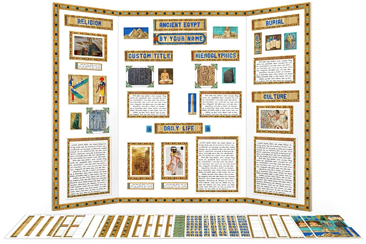 Use This Printable Kit To Create Your Ancient Egypt