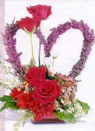 flower ideas in valentines day | flowers,arrangements,and gifts, Ideas