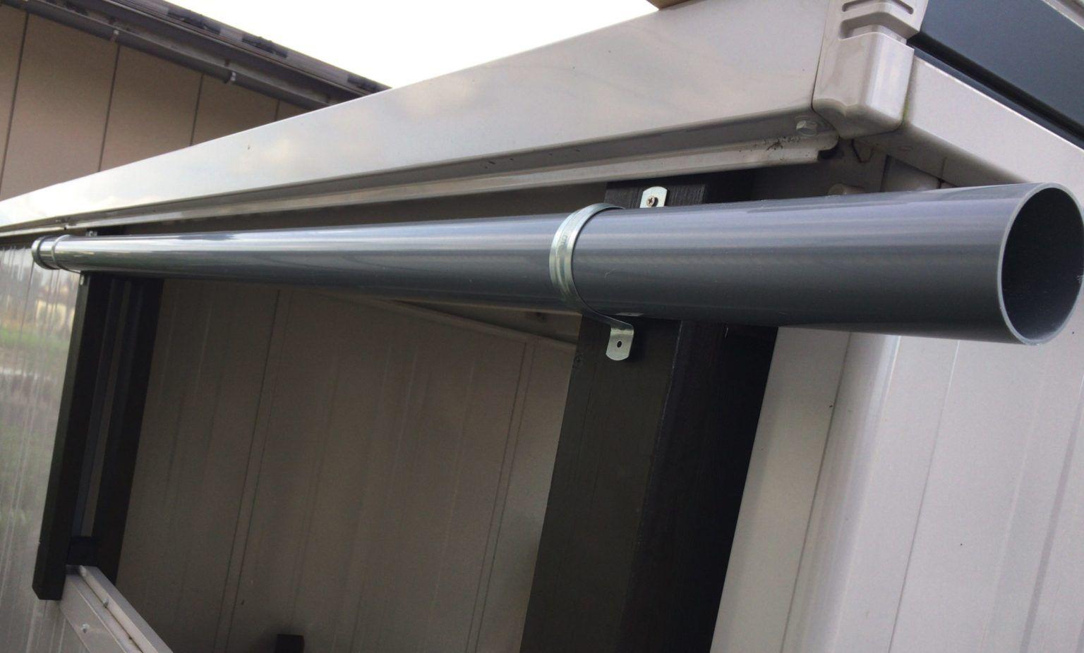 diy 自作 実践 雨水タンク設置と配管 2020 雨水タンク