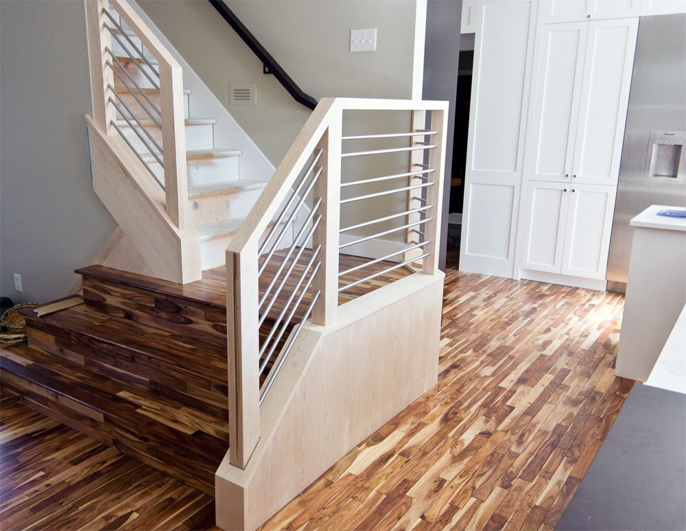 Best How To Give Your Stairwell That Contemporary Look 400 x 300