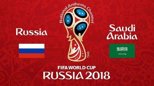 Prediksi Pertandingan Piala Dunia Fifa  Rusia Vs Arab Saudi