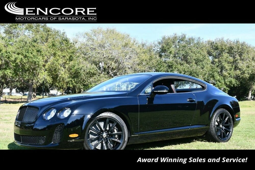 2010 Bentley Continental Gt 2 Door Awd Coupe Supersports W Velos Stage 2 S In 2020 Bentley Continental Bentley Continental Gt Bentley