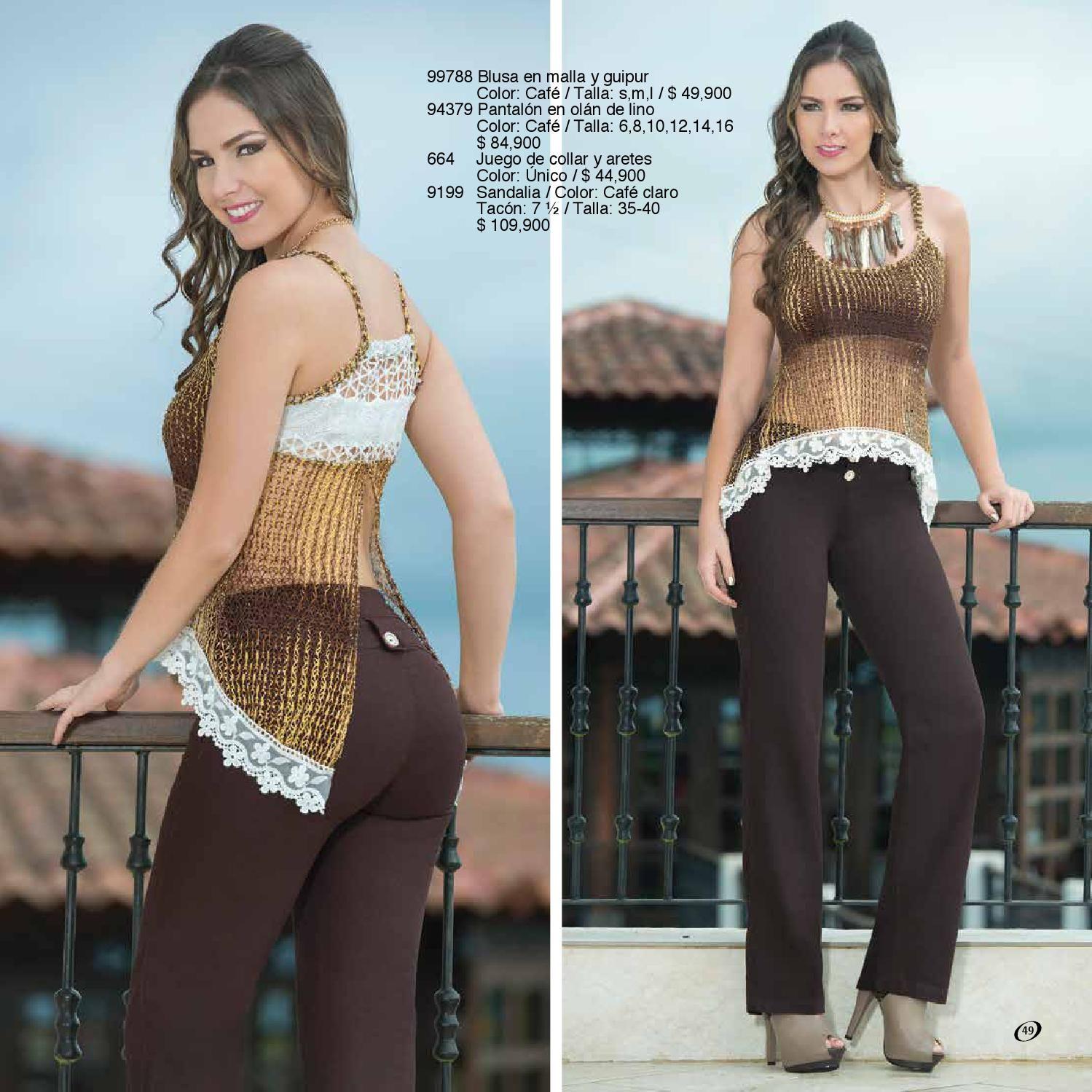 Catalogo 27 Final Pdf Casual Tops Fashion Outfits