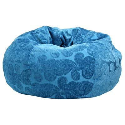 Gold Medal Extra Large Morocco Bean Bag