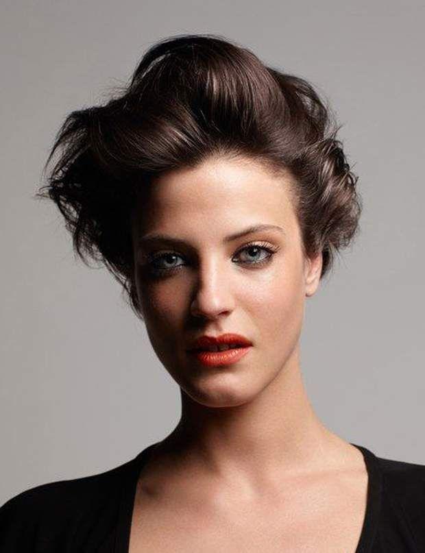 20 coiffures bluffantes pour cheveux courts Cheveux
