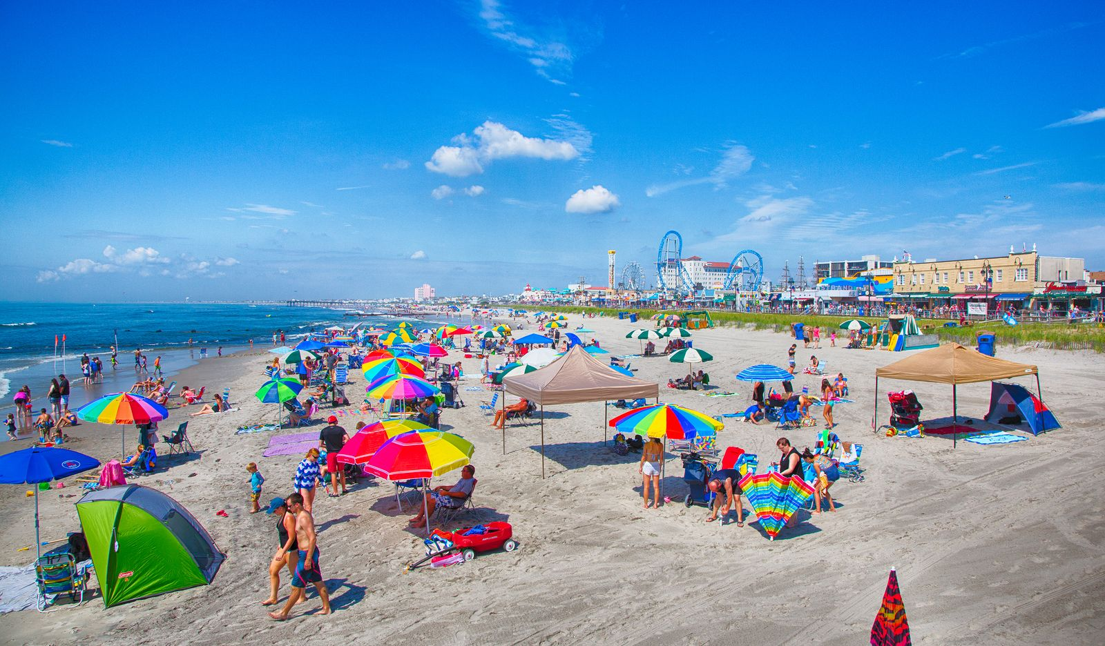 Best New Jersey Beaches Ocean City