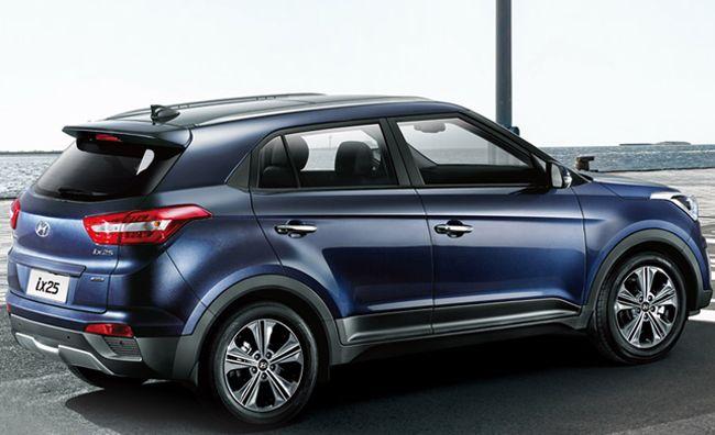 Hyundai Ix25 Upcoming Cars In India 2015 New Hyundai Cars Hyundai Cars Compact Suv
