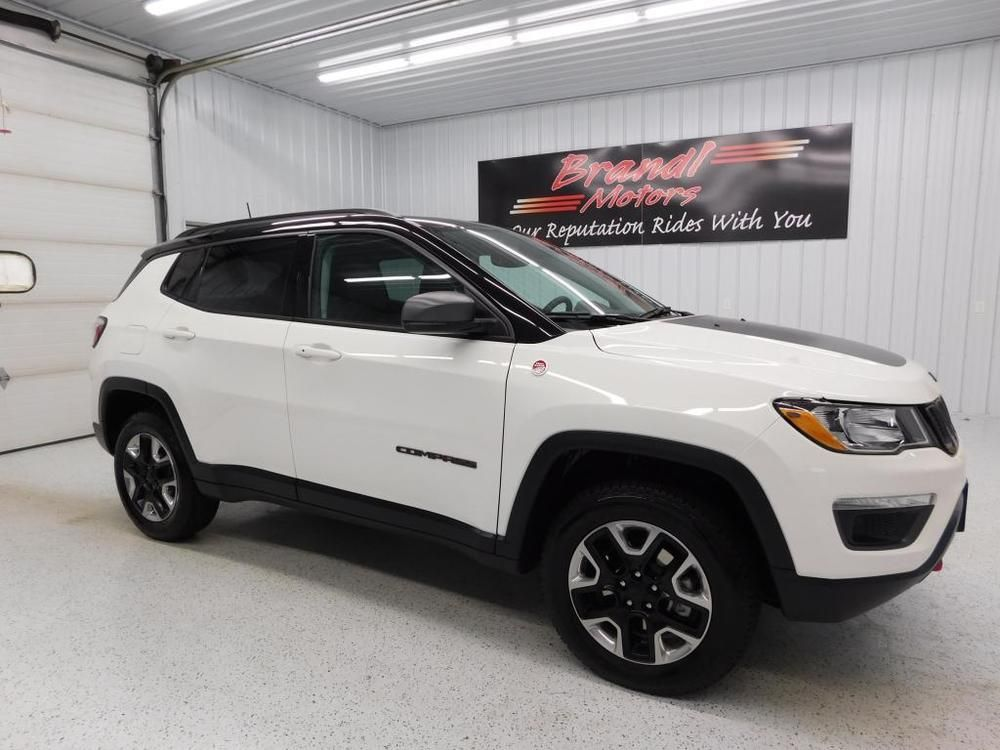 eBay Compass Trailhawk 2018 Jeep Compass Trailhawk Jeep