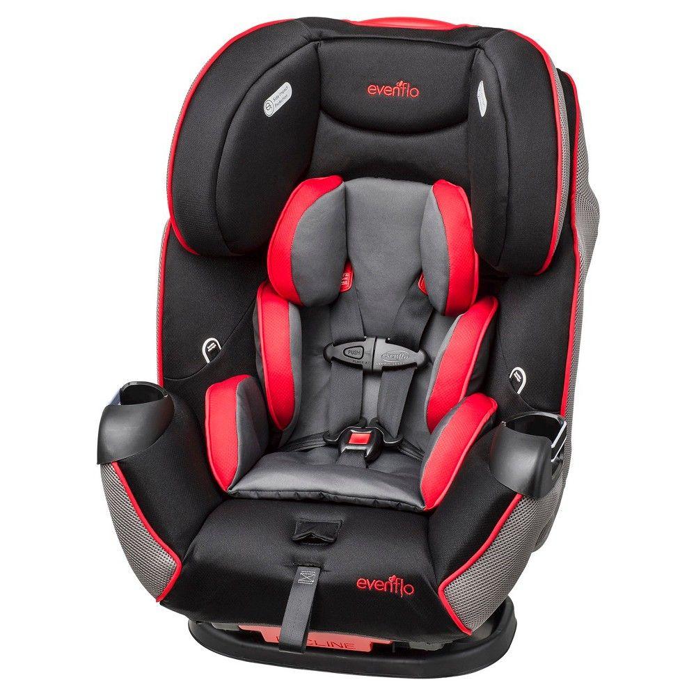 Evenflo Symphony LX Convertible Car Seat Kronus Car