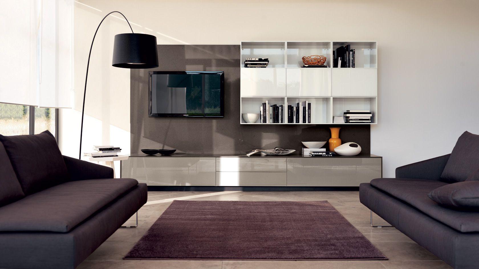 Living Living LiberaMente Scavolini   Interior design   Pinterest ...