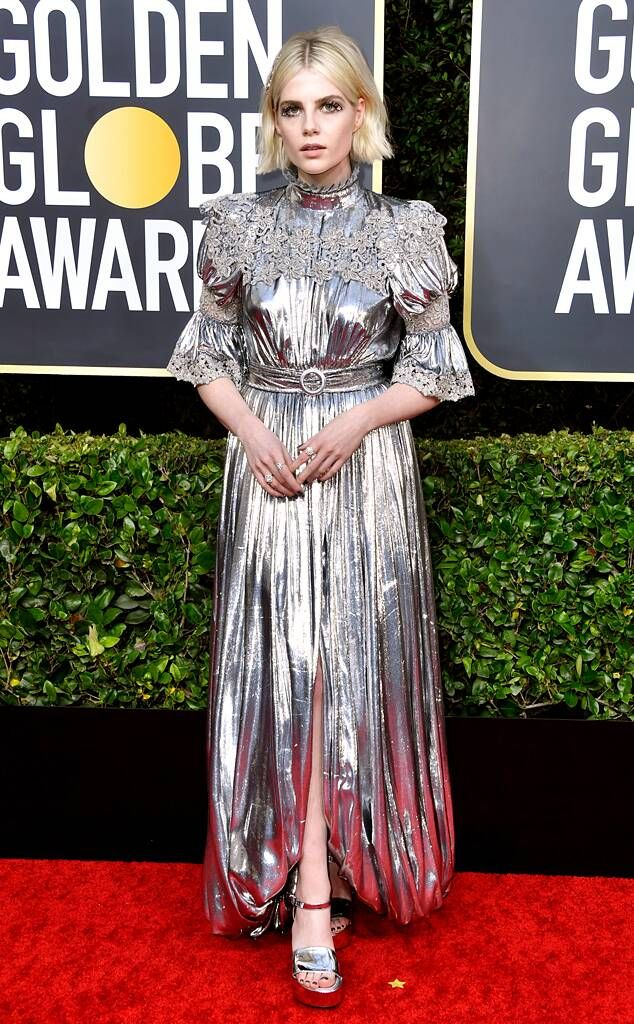 Best Dressed: Golden Globes 2020 – Sarah In Style