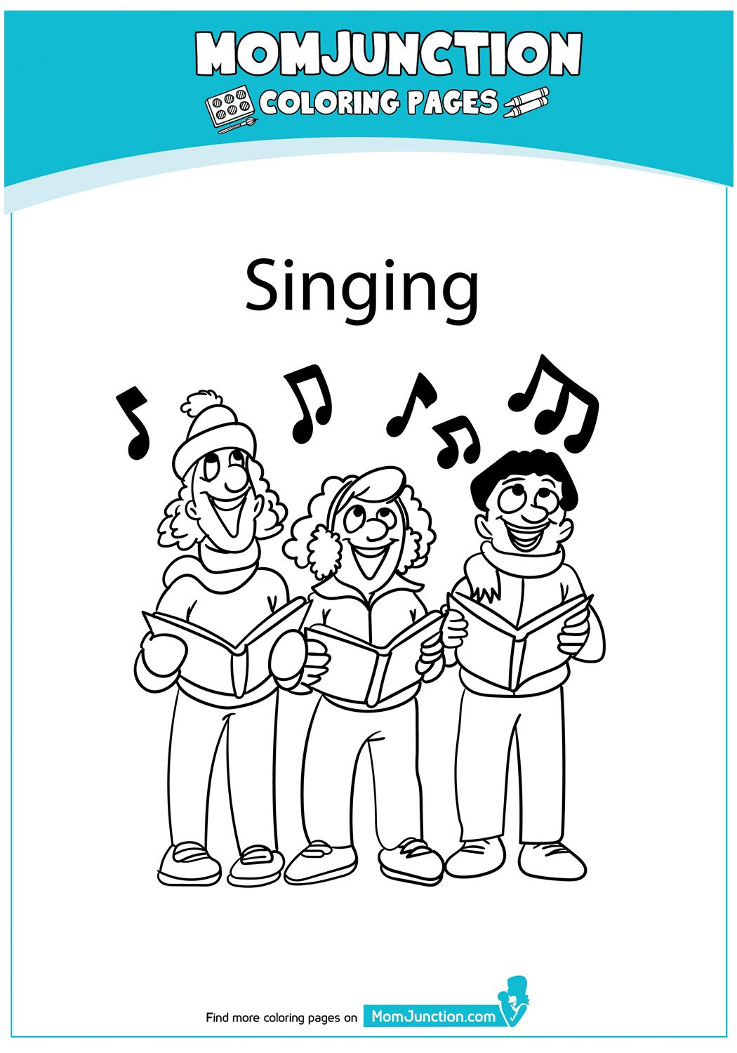10 Interesting Music Notes Coloring Pages For Your Music Lover Little Kids Coloring Pages Music Coloring Color [ 1500 x 1050 Pixel ]