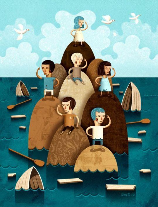 Creative Illustration by Jon Reinfurt